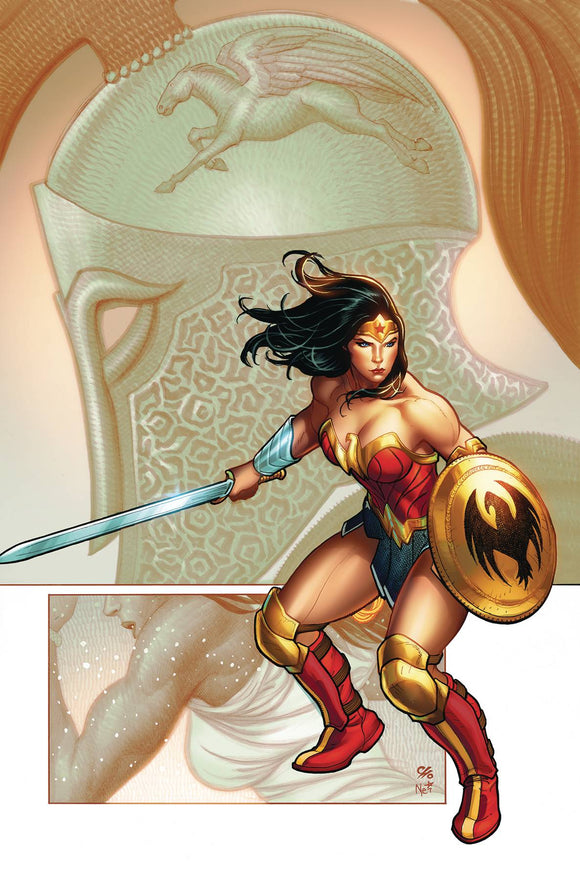 Wonder Woman Her Greatest Battles Tp