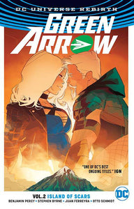 Green Arrow Tp Vol 02 Island Of Scars