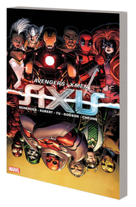 Avengers And X-Men Tp Axis