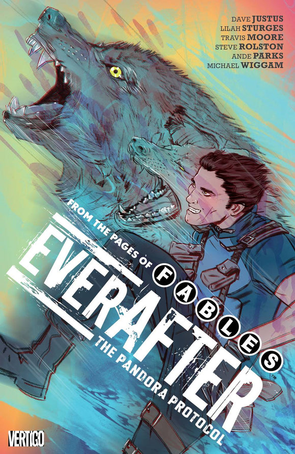Everafter From The Pages Of Fables Tp Vol 01 Pandora