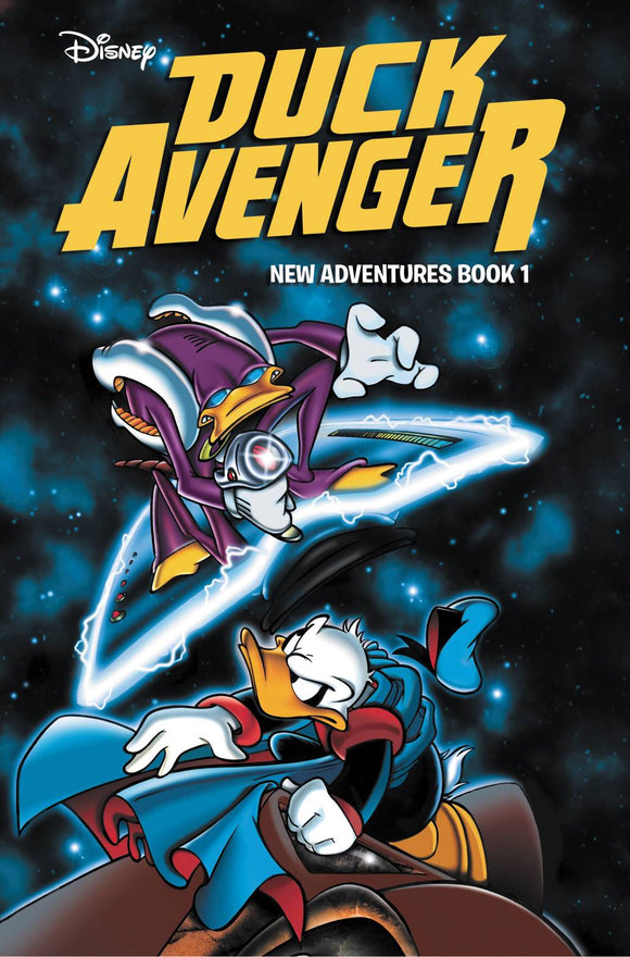 Duck Avenger New Adventures Tp Book 01