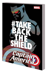 Captain America Sam Wilson Tp Vol 04 #Takebacktheshiel
