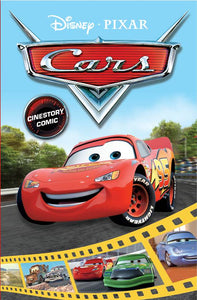 Disney Pixar Cars Cinestory Tp