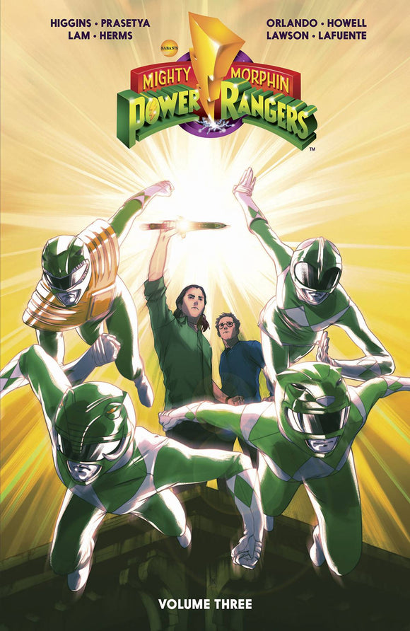 Mighty Morphin Power Rangers Tp Vol 03