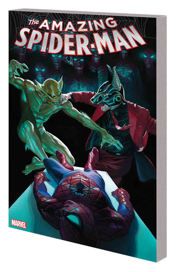 Amazing Spider-Man Tp Vol 05 Worldwide