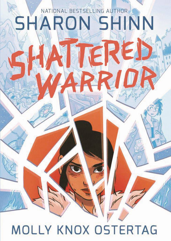 Shattered Warrior Gn