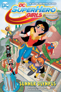 Dc Super Hero Girls Tp Vol 03 Summer Olympus