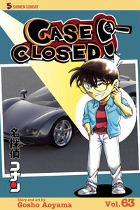 Case Closed Gn Vol 63