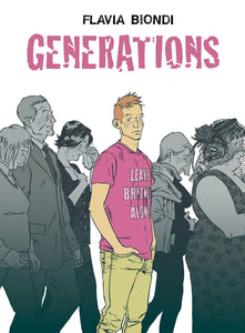 Generations Gn Vol 01