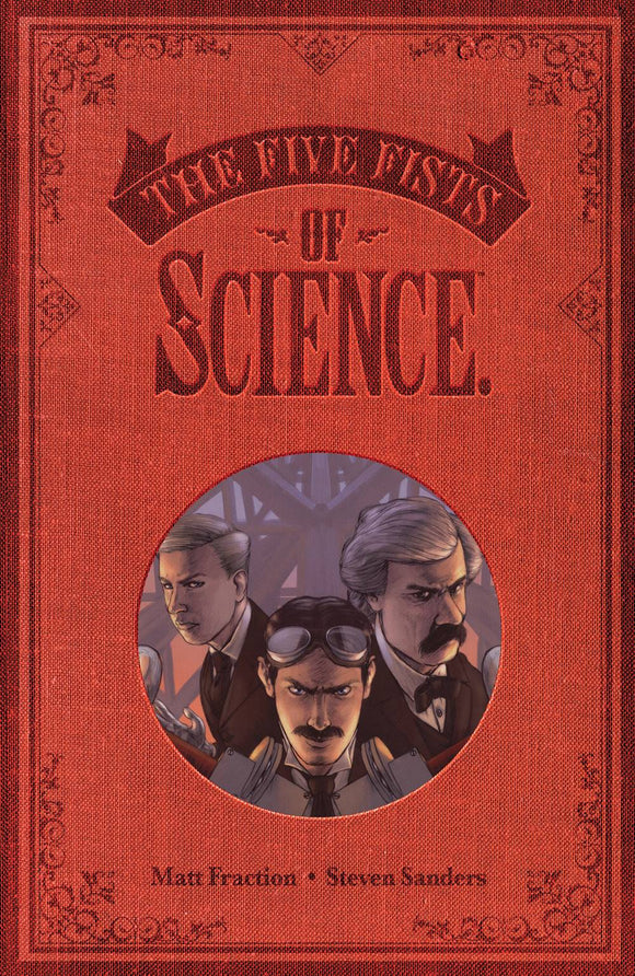 Five Fists Of Science Tp