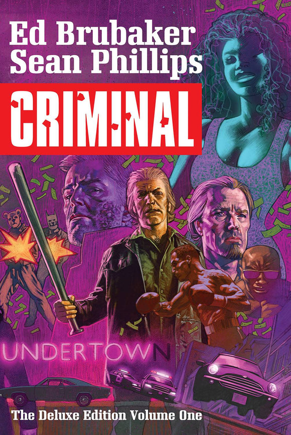 Criminal Dlx Ed Hc Vol 01