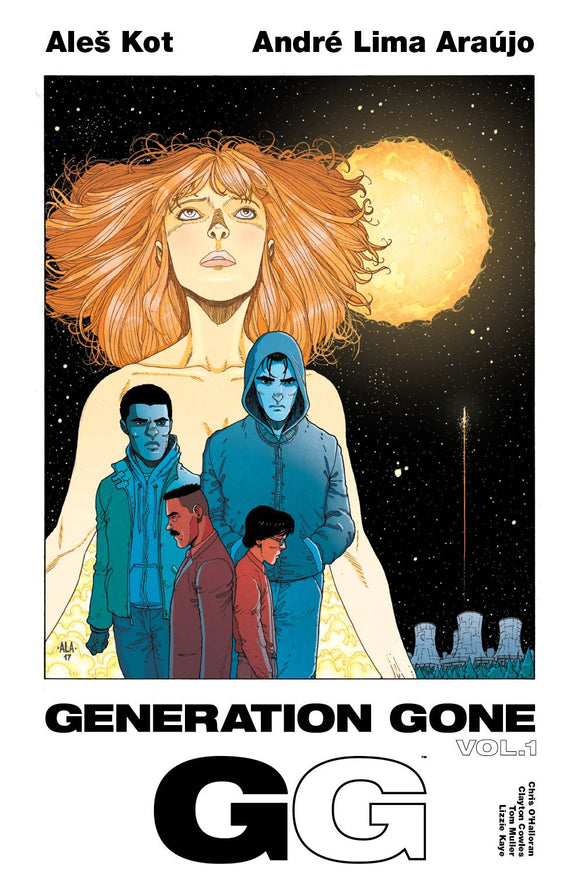 Generation Gone Tp Vol 01