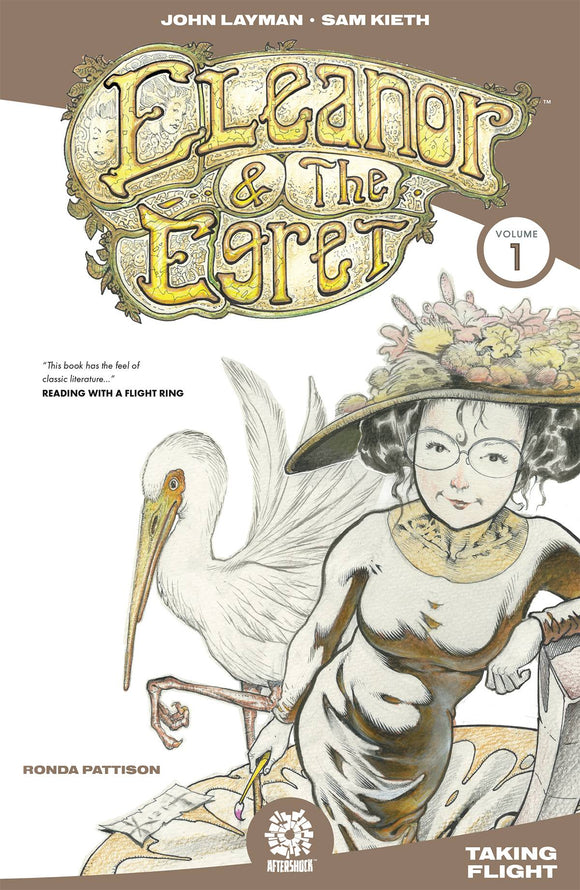 Eleanor & The Egret Tp Vol 01