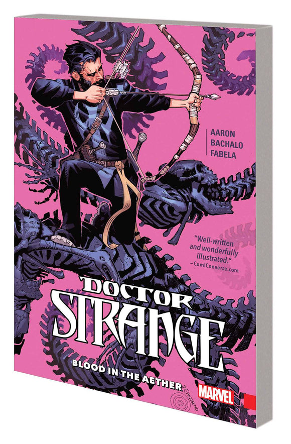 Doctor Strange Tp Vol 03 Blood In The Aether