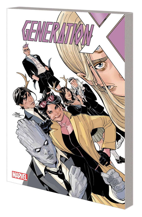 Generation X Tp Vol 01 Natural Selection