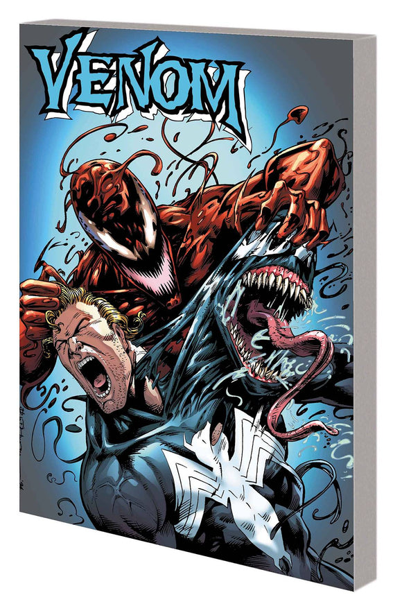Venom Carnage Unleashed Tp New Ptg
