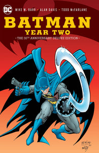 Batman Year Two 30Th Anniversary Dlx Ed Hc
