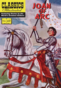 Classic Illustrated Tp Joan Of Arc
