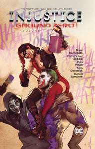 Injustice Ground Zero Tp Vol 01