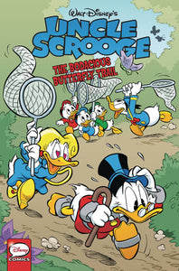Uncle Scrooge Bodacious Butterfly Trail Tp