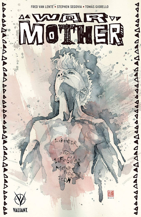 War Mother Tp Vol 01