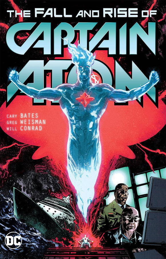 Captain Atom The Fall And Rise Of Captain Atom Tp