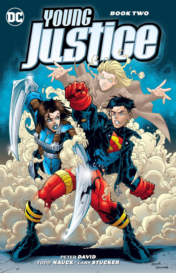 Young Justice Tp Book 02