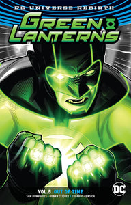 Green Lanterns Tp Vol 05 Out Of Time Rebirth