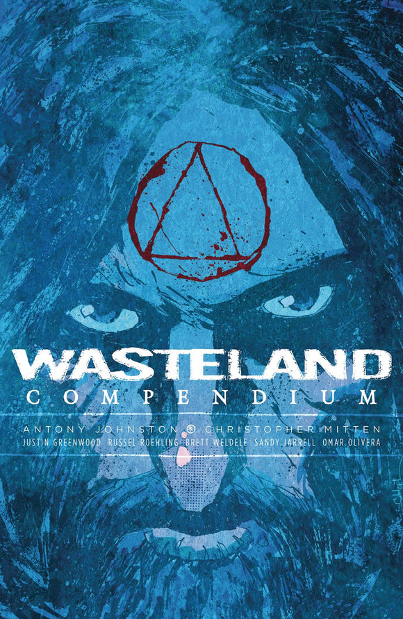 Wasteland Compendium Tp Vol 02 (Of 2)