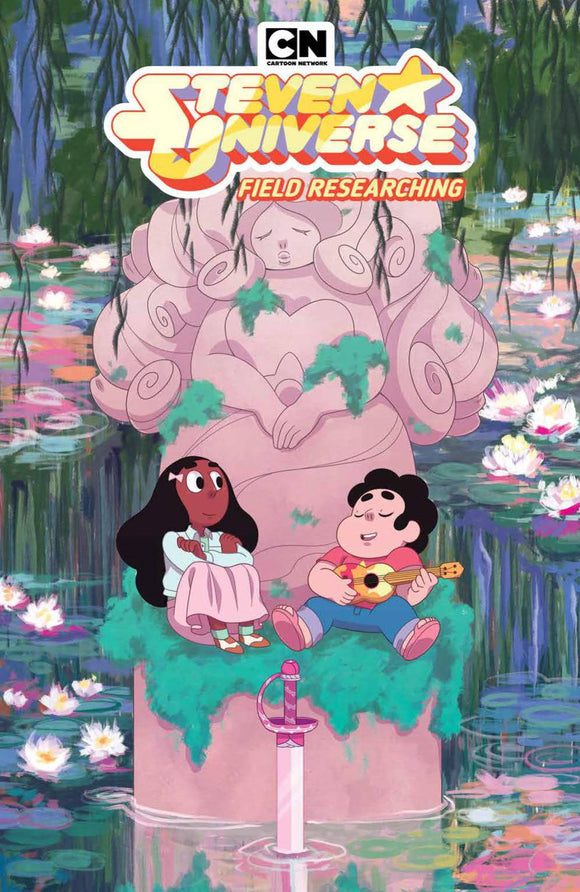 Steven Universe Ongoing Tp Vol 03 Field Researching