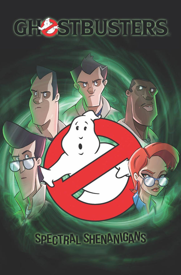 Ghostbusters Spectral Shenanigans Tp Vol 01