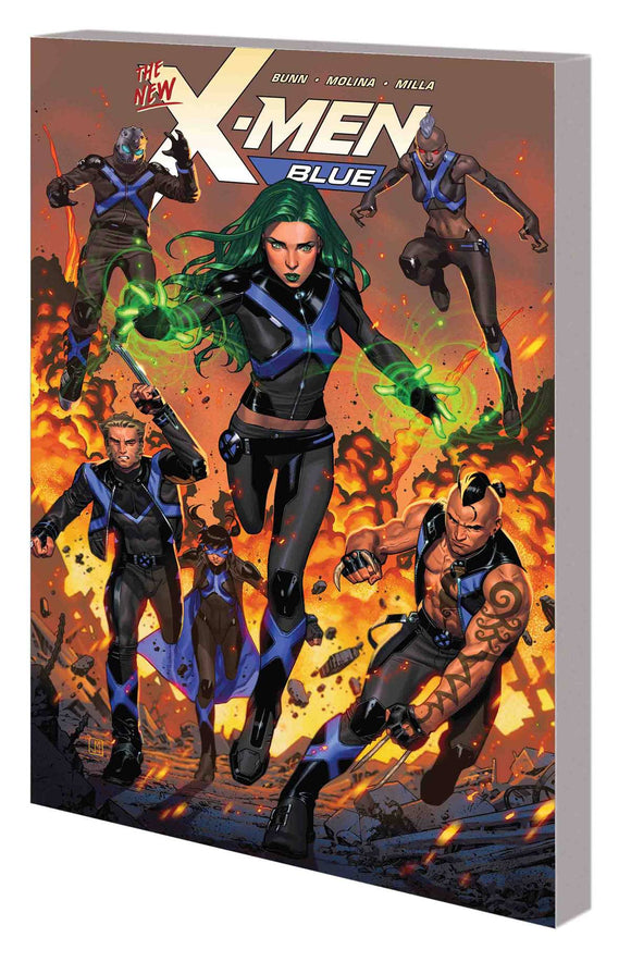 X-Men Blue Tp Vol 04 Cry Havok