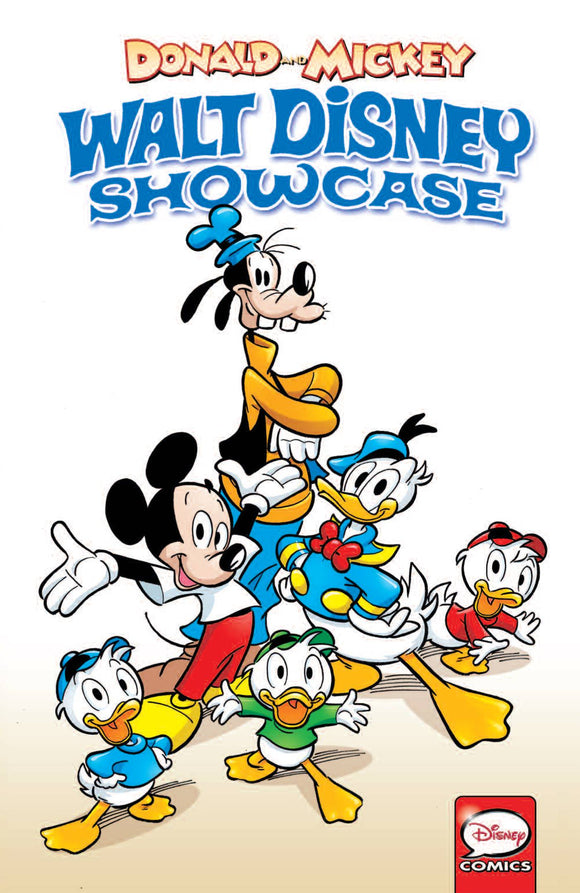 Donald & Mickey Walt Disney Showcase Collection