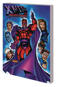 X-Men Magneto War Tp