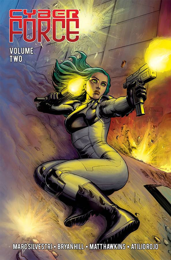 Cyber Force Awakening Tp Vol 02