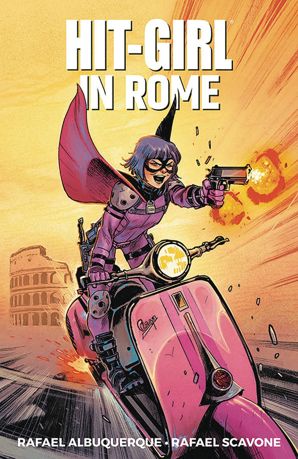 Hit-Girl Tp Vol 03 Rome