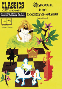 Classic Illustrated Tp Through Looking Glass