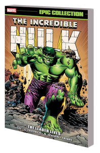 Incredible Hulk Epic Collection Tp Leader Lives