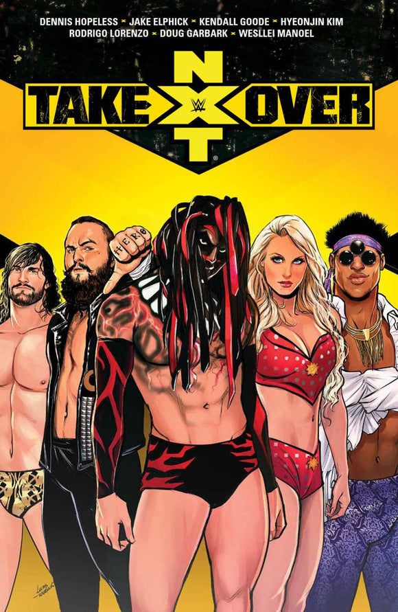Wwe Nxt Takeover Tp