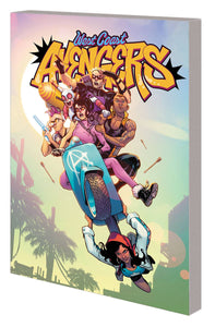 West Coast Avengers Tp Vol 01 Best Coast