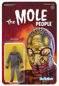 Universal Monsters Mole Man Reaction Fig