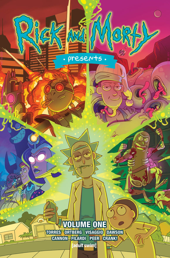 Rick And Morty Presents Tp Vol 01