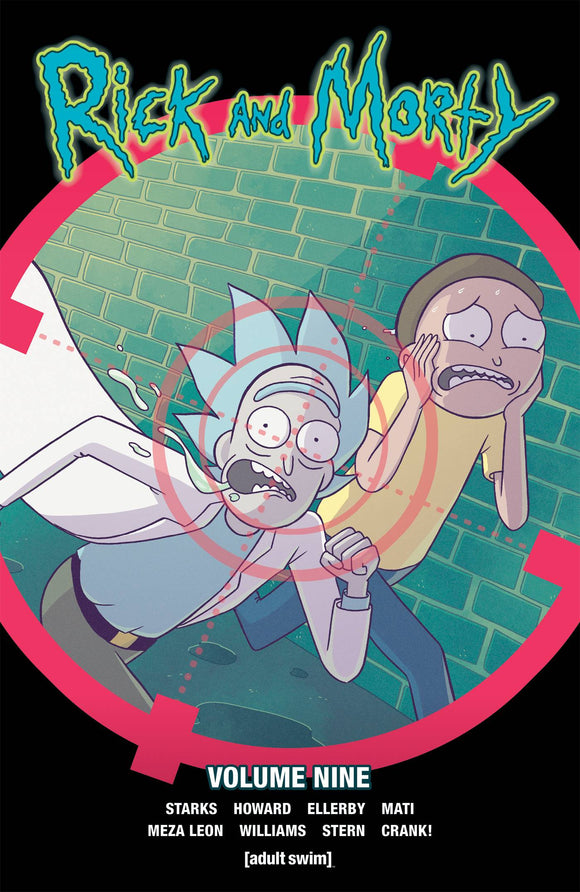 Rick & Morty Tp Vol 09