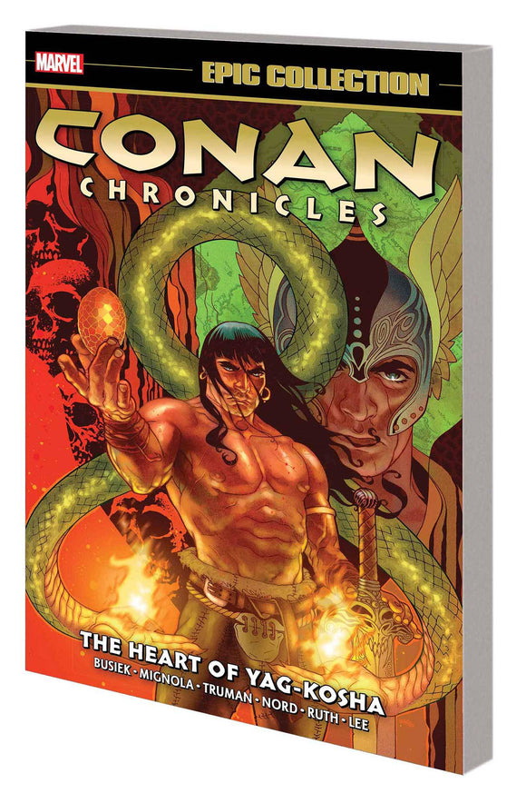 Conan Chronicles Epic Collection Tp Heart Yag-Kosha