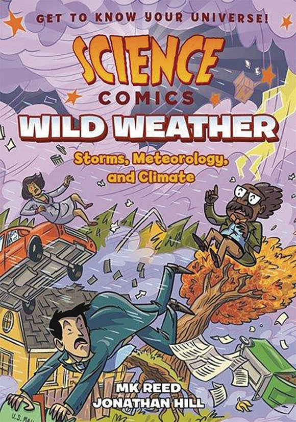 Science Comics Wild Weather Sc Gn