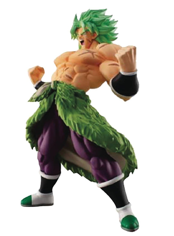 Dragon Ball Styling Super Saiyan Broly Full Power Fig