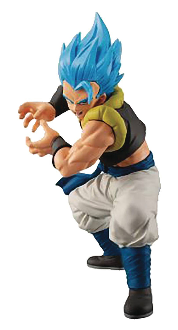 Dragon Ball Styling Ssgss Gogeta Fig