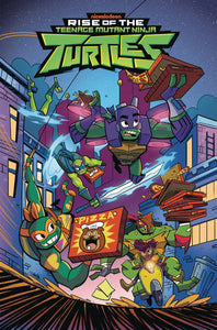 Tmnt Rise Of The Tmnt Tp Vol 02 Big Reveal