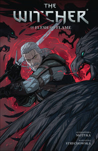 Witcher Tp Vol 04 Of Flesh And Flame