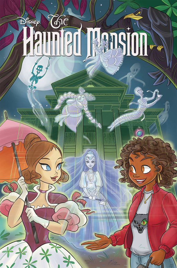 Haunted Mansion Ogn Tp